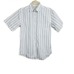 The North Face Men's Striped Button Front Shirt M
